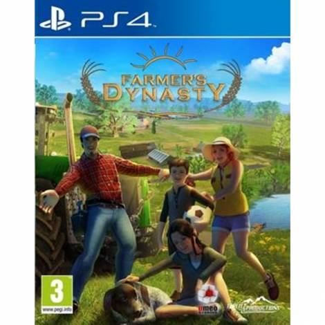 FARMERS DYNASTY (PS4)