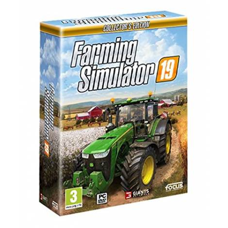 Farming Simulator 19: Collector's Edition (PC)