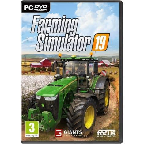 Farming Simulator 19 (PC) (Cd Key Only)
