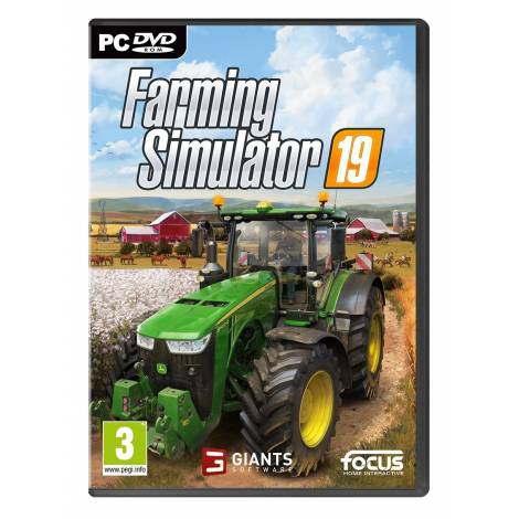 Farming Simulator 19 - D1 Edition (PC)