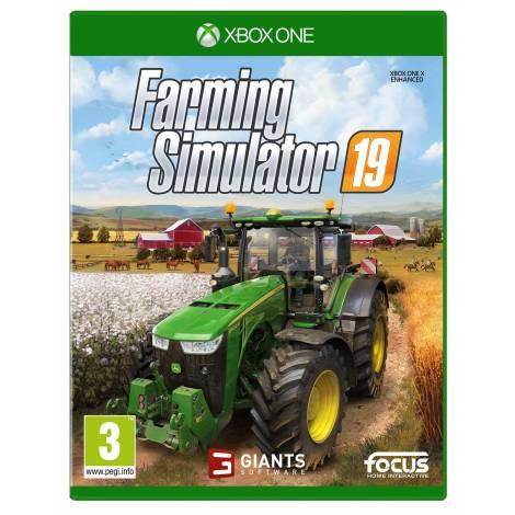 Farming Simulator 19 - D1 Edition (Xbox One)