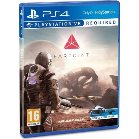 Farpoint (PS4) (Sony)