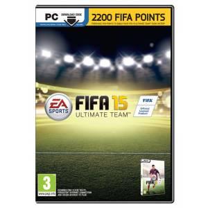 FIFA 15 2200 Fut Points (Code in the Box) (PC)