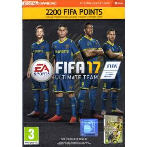 Fifa 17 Ultimate Team 2200 FIFA Points (PC)