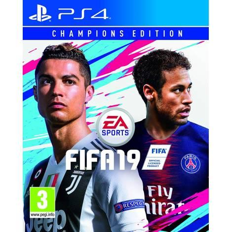 FIFA 19 (Champions Edition) (PS4)
