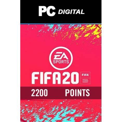 FIFA 20 2200 PTS (CIAB) (PC)