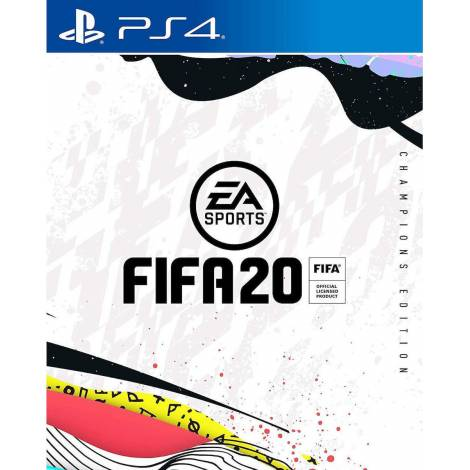 FIFA 20 (Champions Edition) (PS4)