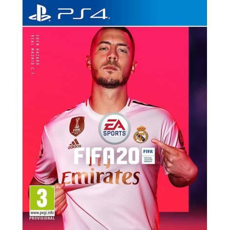 FIFA 20 (PS4) (Pre-Order Bonus)