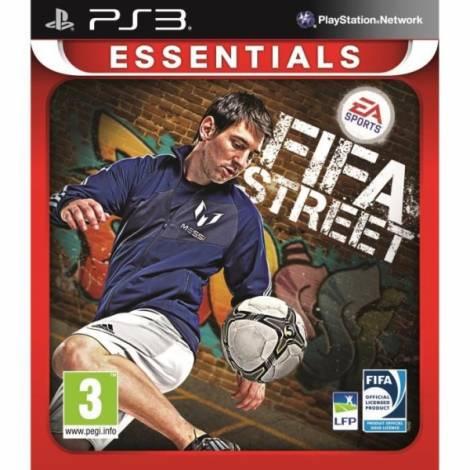 FIFA Street - Essentials (PS3)