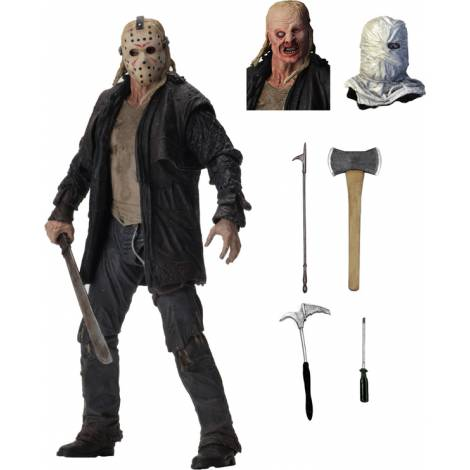 Neca Φιγούρα 18 εκ Ultimate Jason (Friday The 13th) - NEC39720