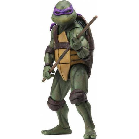 Neca Φιγούρα 18cm Donatello Teenage Mutant Ninja Turtles – NEC54076