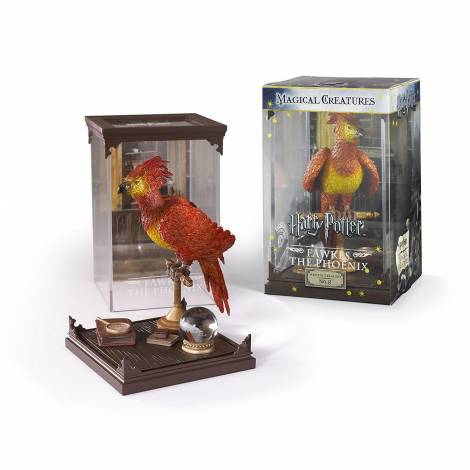Φιγούρα Fawkes The Phoenix (Harry Potter) – Noble Collection (NN7540)