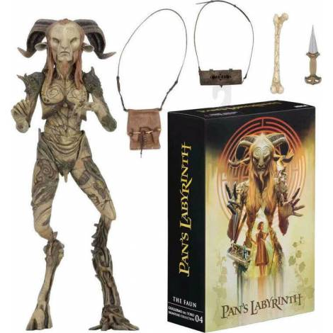 Neca Φιγούρα The Faun (Pan's Labyrinth) 18CM – NEC33153