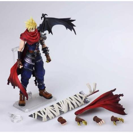 Final Fantasy VII Bring Arts Cloud Strife Another Form Ver. Action Figure (18cm)