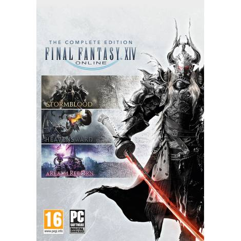 FINAL FANTASY XIV ONLINE COMPLETE EDITION (2019) (PC)