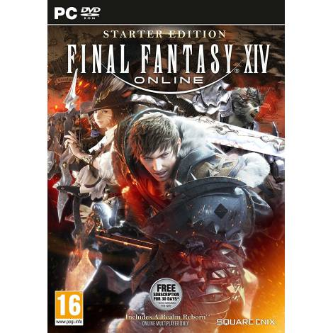 Final Fantasy XIV Online Starter Edition (PC)