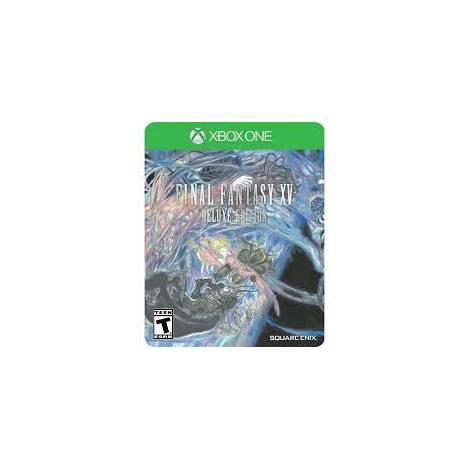 Final Fantasy XV - Deluxe Edition (με σχισμένο κουτάκι) (XBOX ONE)