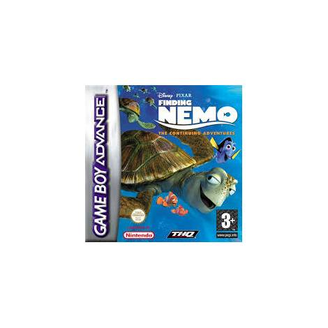 Finding Nemo - The Continuing Adventures - χωρίς κουτάκι (GAMEBOY ADVANCE)