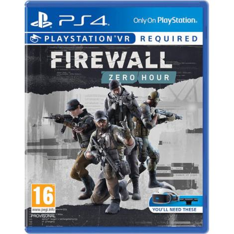 Firewall Zero Hour (PS4) (VR Required)