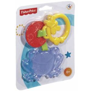 FISHER PRICE - FRIENDLY FROG TEETHER (CBK76)