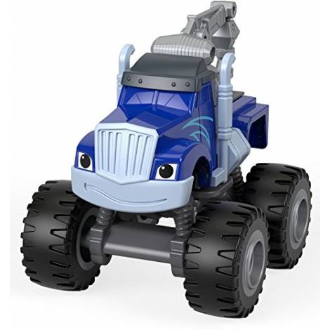 Fisher-Price Nickelodeon Blaze And The Monster Machines Die-Cast - Tow Truck Crusher (FHV25)