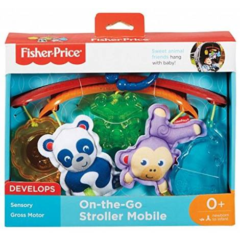 Fisher Price On-the-Go Stroller Mobile (DYW54)