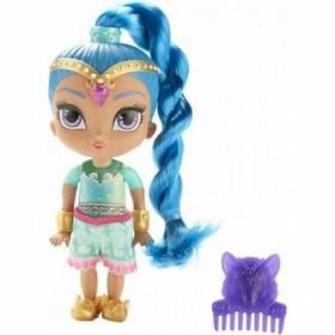 Fisher Price Shimmer & Shine Mini Doll - Layla (DYV96)