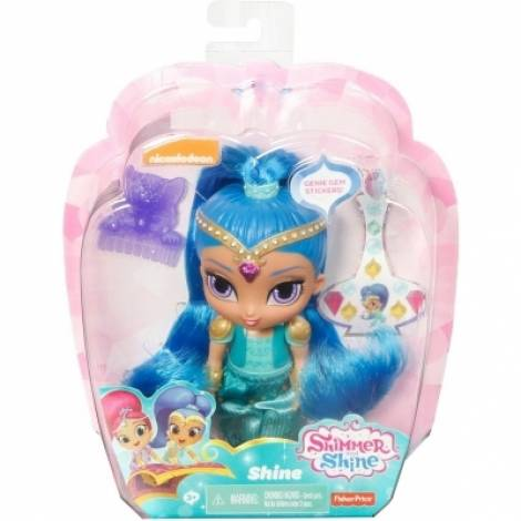 Fisher Price Shimmer & Shine Mini Doll - Shine (DLH57)