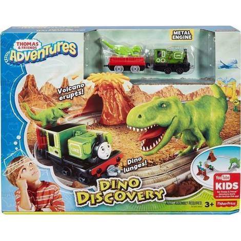 Fisher Price Thomas & Friends Adventures - Dino Discovery Set (FBC67)