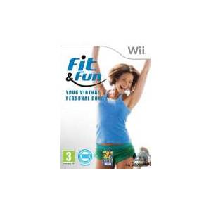 Fit and Fun: Your Virtual Personal Coach (WII)