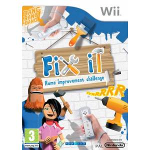 Fix It: Home Improvement Challenge (Wii)
