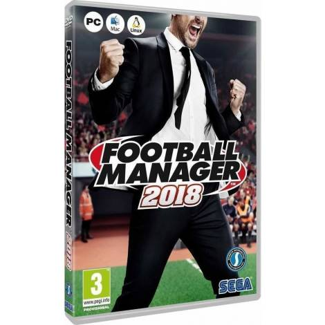 Football Manager 2018 & FM Touch - Ελληνικό (PC)