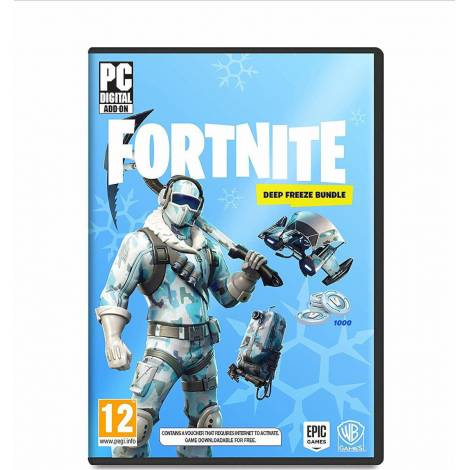 Fortnite Deep Freeze Bundle (PC)