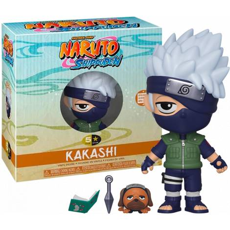 Funko 5 Star: Naruto S3 - Kakashi Vinyl Figure