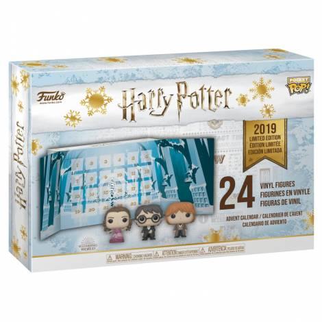 Funko Harry Potter 2019 Edition - Advent Calendar with 24 Mini Vinyl Figures