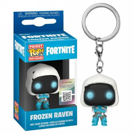 Funko Pocket POP! Fortnite - Frozen Raven Keychain