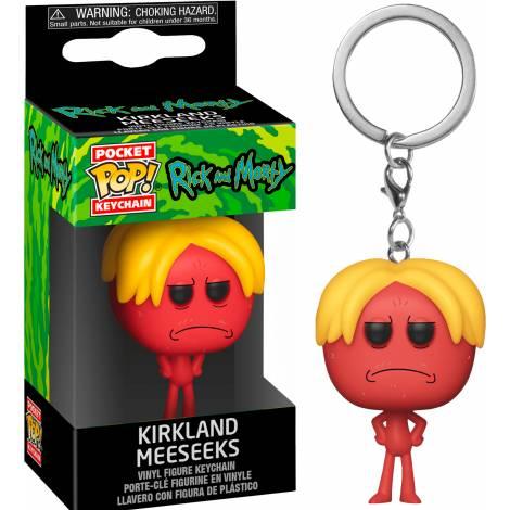 Funko Pocket POP! Rick & Morty - Kirkland Meeseeks Keychain