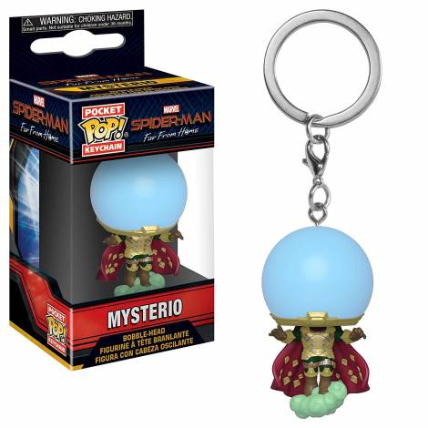 Funko Pocket POP! - Spider-Man Far From Home - Mysterio Keychain