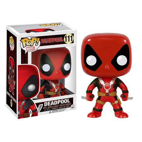 Funko POP! 25cm Deadpool w/Swords (GD)
