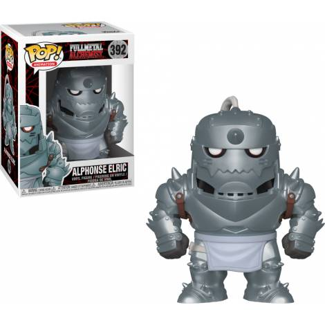 Funko Pop! Animation: Full Metal Alchemist - Alphonse Elric #392