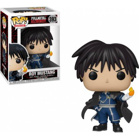 Funko Pop! Animation: Full Metal Alchemist - Roy Mustang #393