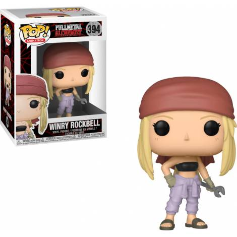 Funko Pop! Animation: Full Metal Alchemist - Winry Rockbell #394