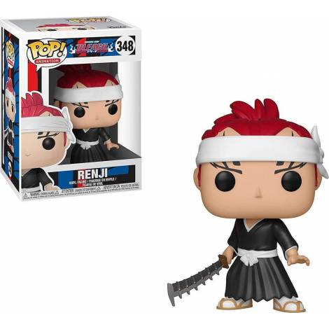 Funko POP! Bleach - Renji #348 Figure
