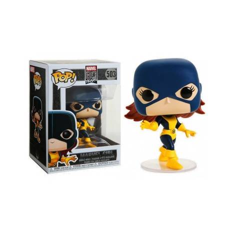 Funko POP. Bobble 80th-First Appearance-Marvel Girl Collectible Figure