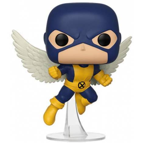 Funko POP Bobble Marvel: 80th-First Appearance-Angel Collectible Figure