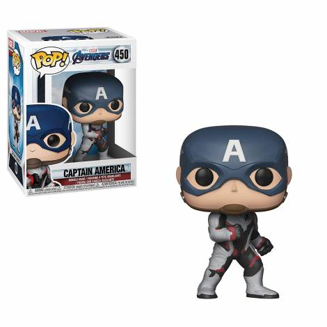 Funko POP!  Captain America Marvel (Avengers Endgame)