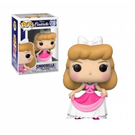 Funko POP! Disney: Cinderella - Cinderella in Pink Dress # Vinyl Figure