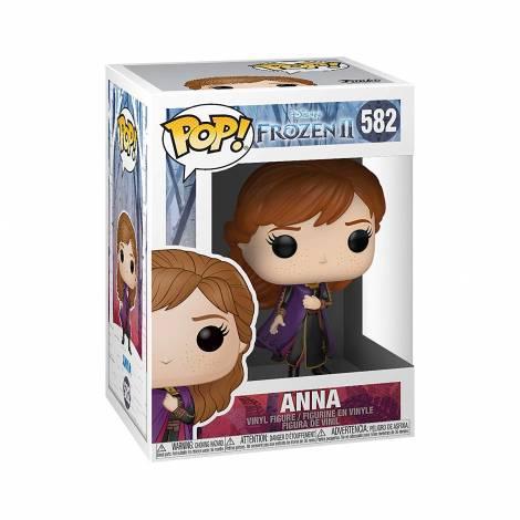 Funko POP Disney: Frozen II - Anna #582 Vinyl Figure