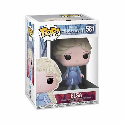 Funko POP Disney: Frozen II - Elsa #581 Vinyl Figure