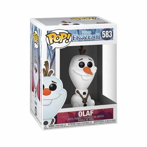 Funko POP Disney: Frozen II - Olaf #583 Vinyl Figure